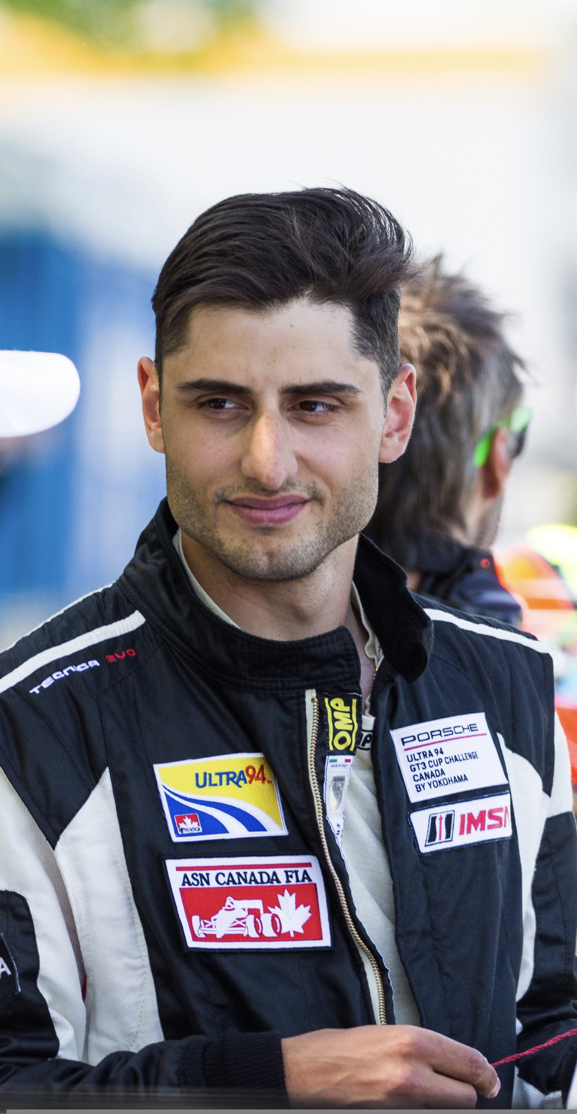 Race car driver, Michael Di Meo to compete with OpenRoad Racing in the 2019 Porsche GT3 Cup Challenge Canada.