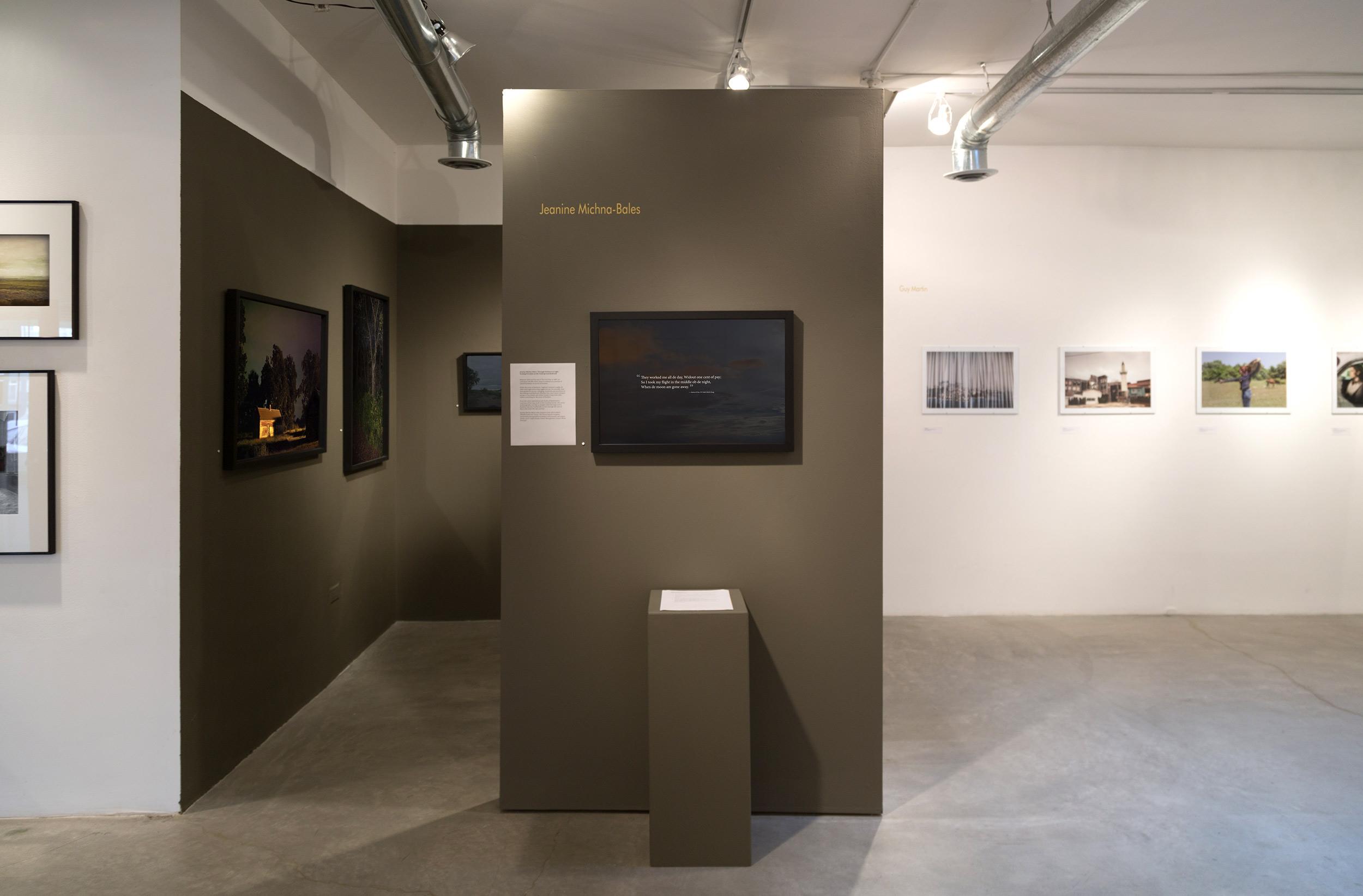 The Curve,  2014 CENTER Award Winners Traveling Show, Colorado Photographic Arts Center, Denver, Colorado.
