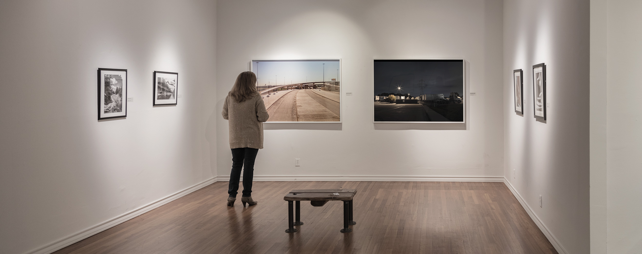 Frack-tured was a part of  Perspectives  at the Longview Museum of Fine Arts  in Longview, Texas at the beginning of 2016.