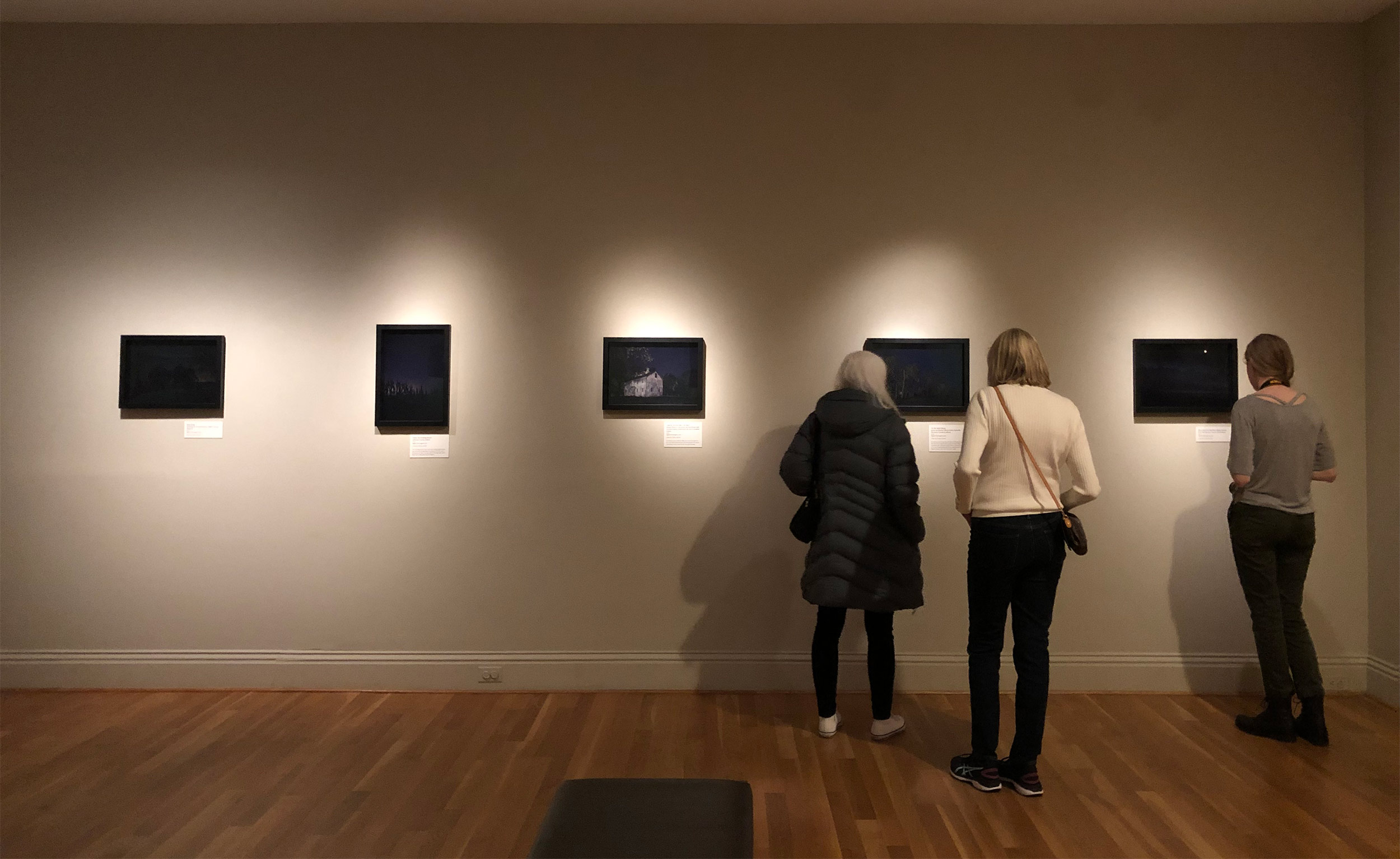 Jeanine Michna-Bales: Photographs of the Underground Railroad   at The Phillips Collection, Washington, DC, 2019