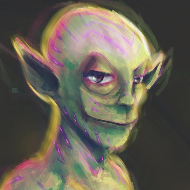 Have you ever seen an alien? Let's #stormarea51 . . . . . #alien#illustration #digitalart #digitalpainting #terrencemckenna #aliens #area51 #interdimensionalbeing #elf#eLves