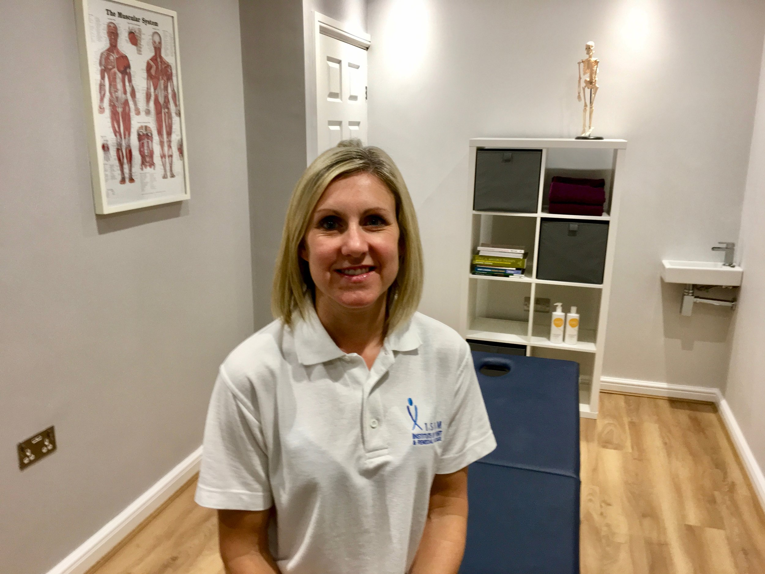 About me - I qualified in 2017 from the London School of Sports Massage, I am passionate about helping people achieve their goals and love helping with training for a sporting event or speeding up recovery of an injury