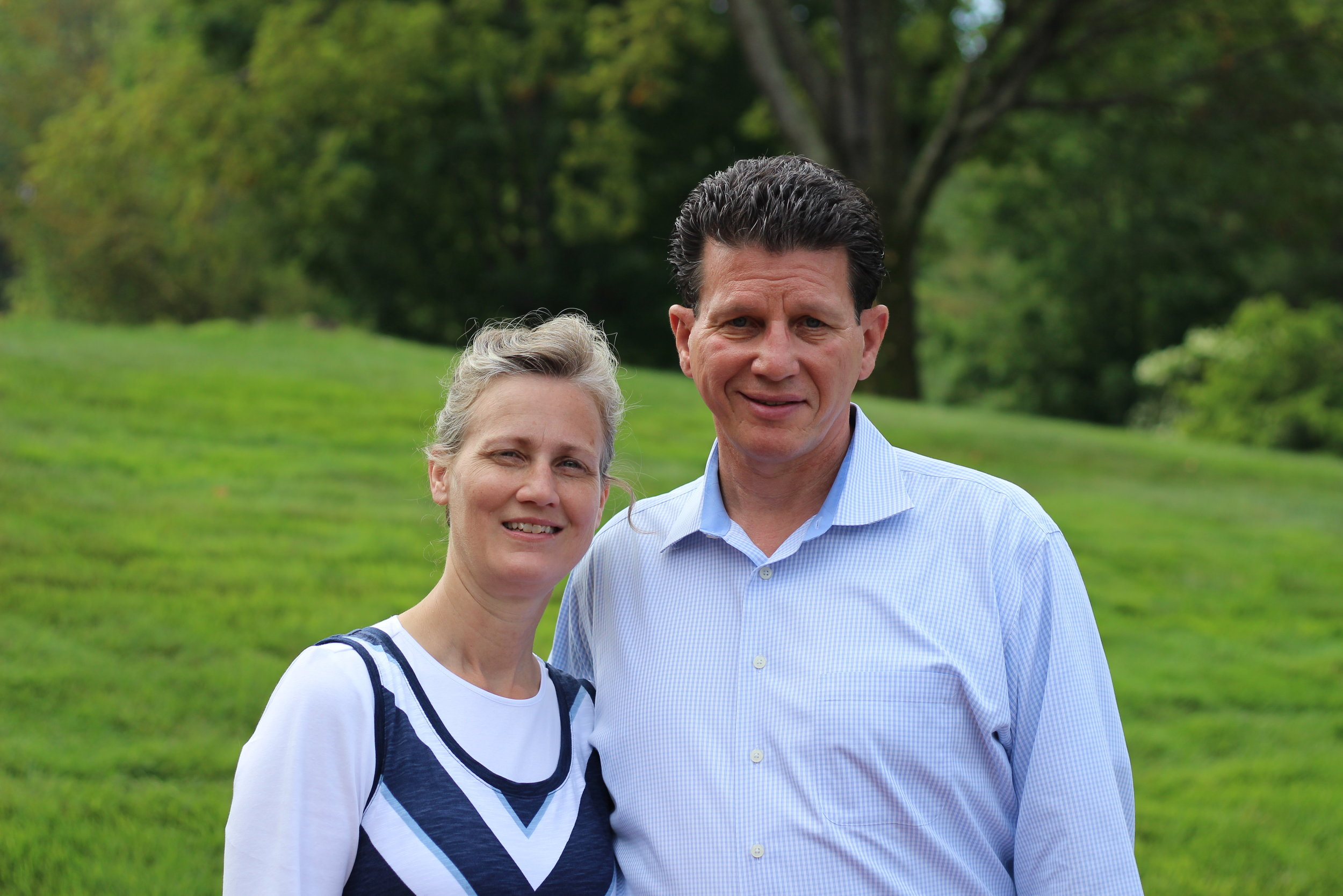 DISTRICT SUPERINTENDENT - John & Carolyn Hanson