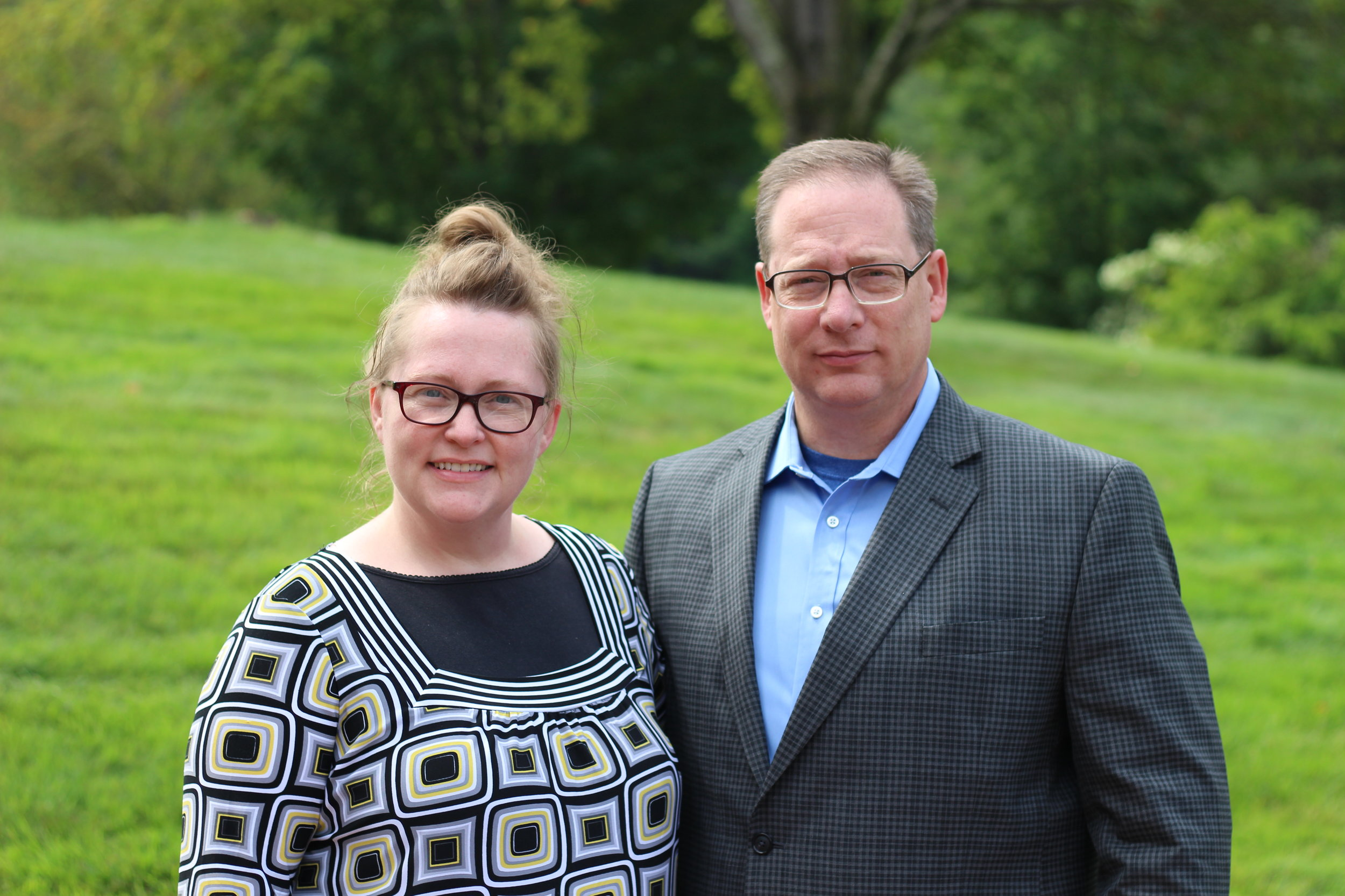 SECTION 1 PRESBYTER - Tom & Dionna Dibble