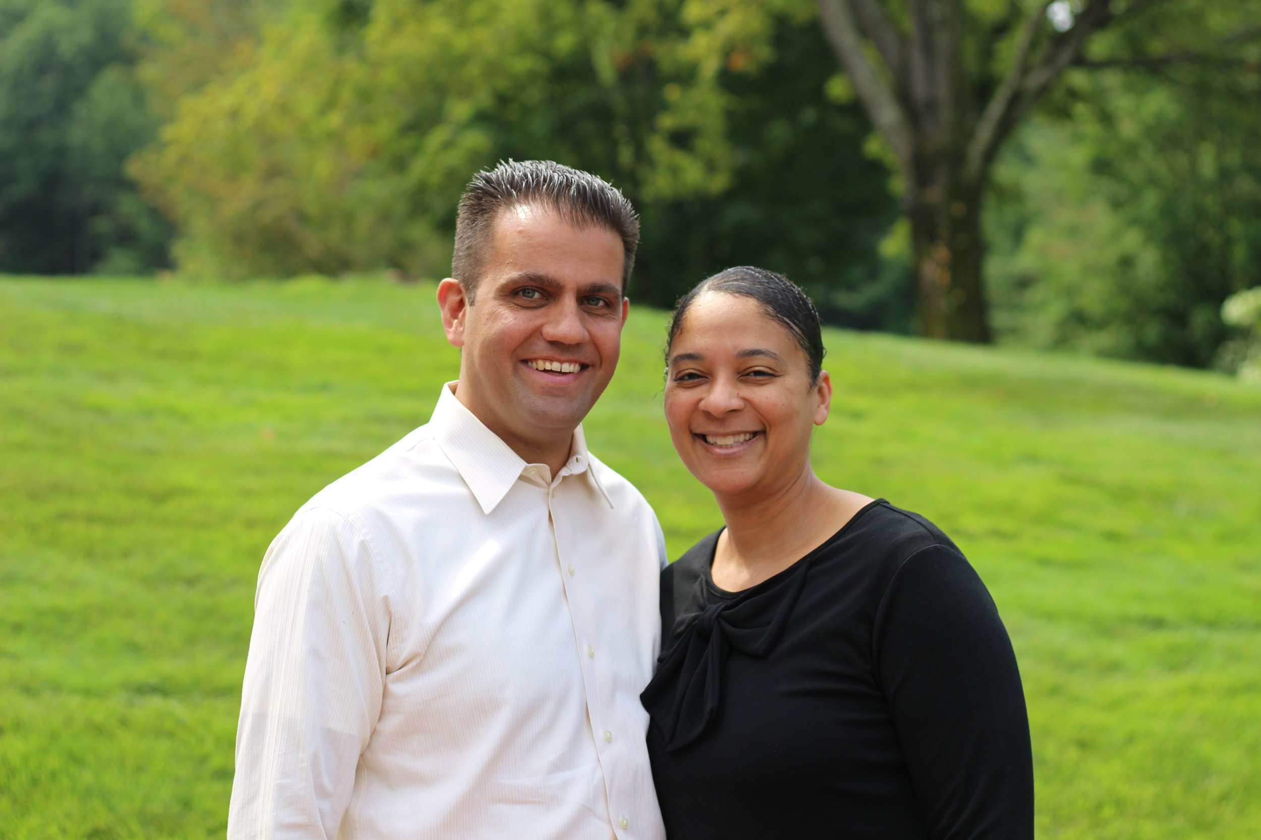 DISTRICT SECRETARY - Jon & Indira Petoskey