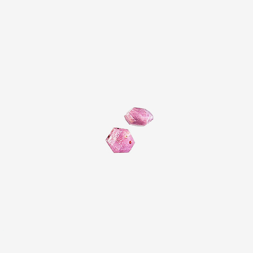 """Raw Rubies   Material: Natural Stone   Rubies are one of the oldest known gem stones. Rubies come from the natural stone red corundum, and any other color of corundum is referred to as sapphires. Ruby comes from the Latin word """"rubber, """" meaning """"red."""""""