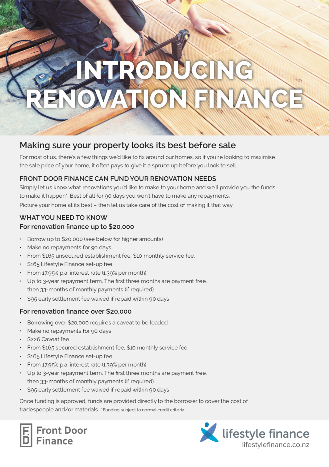 Lifestyle Finance - Renovation Finance for Homes and Home Owners.png