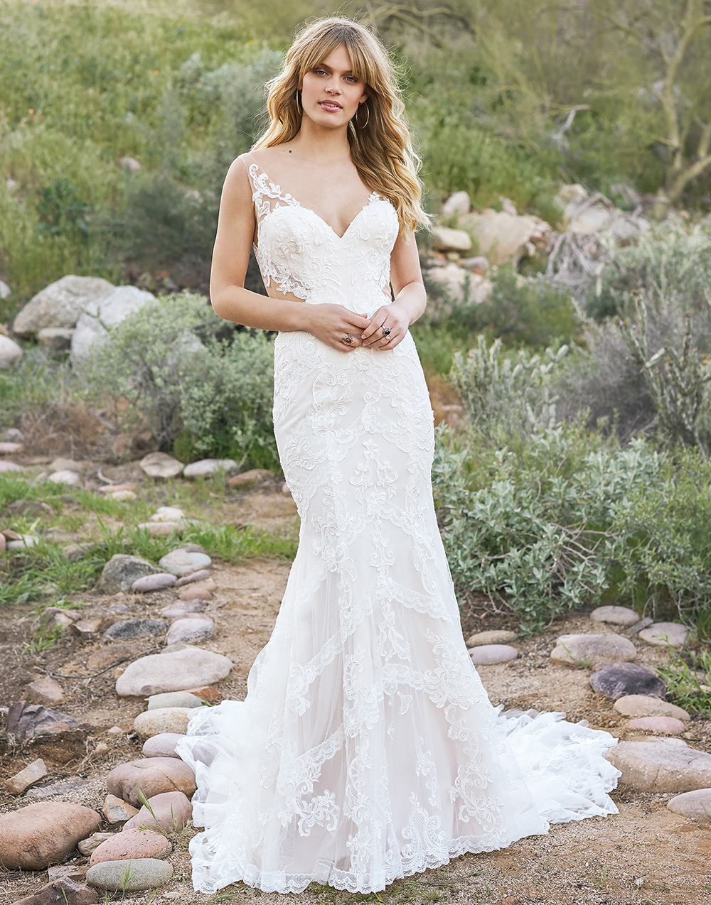 Conveniently located in beautiful downtown Redlands, CA.  Why drive to L.A. or Orange County?  We have designer bridal gowns and dresses right here in the Inland Empire at The Proposal, Bridal Boutique!  -