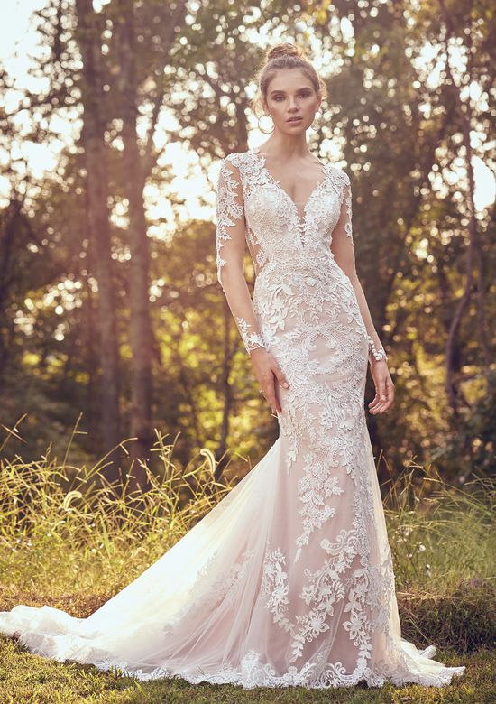 This amazing dress arriving soon!  We'll keep you posted.  - Lillian West