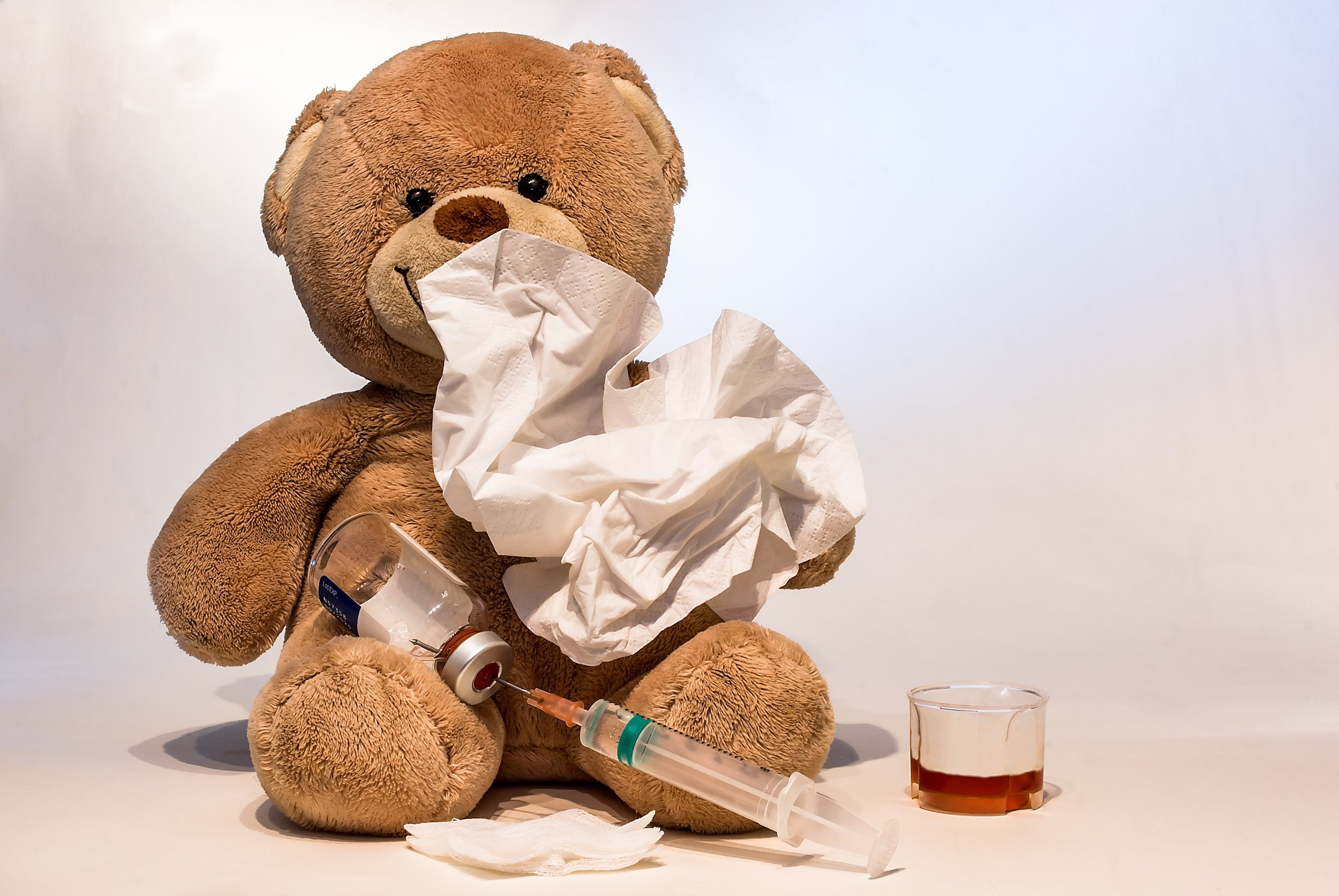 Oregon flu vaccination rates for children were the same in the 2015-16 and 2016-17 seasons, despite the lack of FluMist in 2016-17, according to a new Oregon Health Authority study. ( Pixabay.com photo )