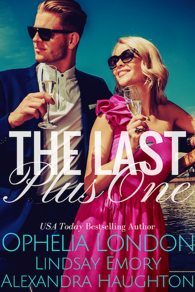 The Last Plus One eBook Cover 400x600