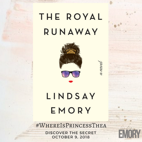 Click to get your own copy of The Royal Runaway!