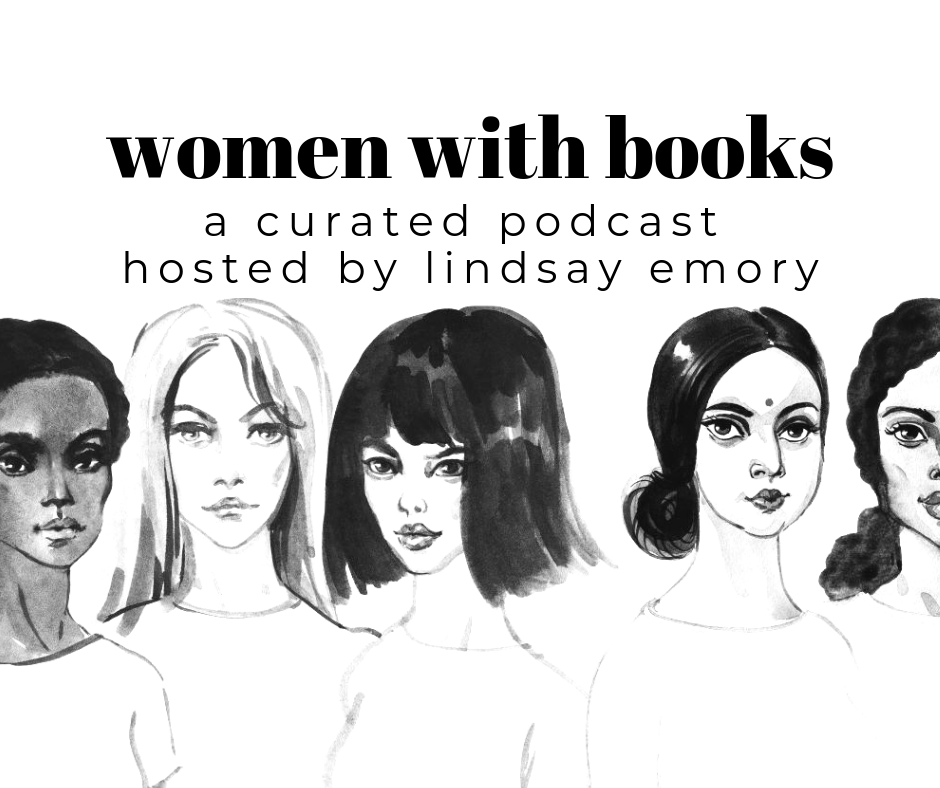 Women With Books Podcast featuring debut historical romance author Mia Vincy.