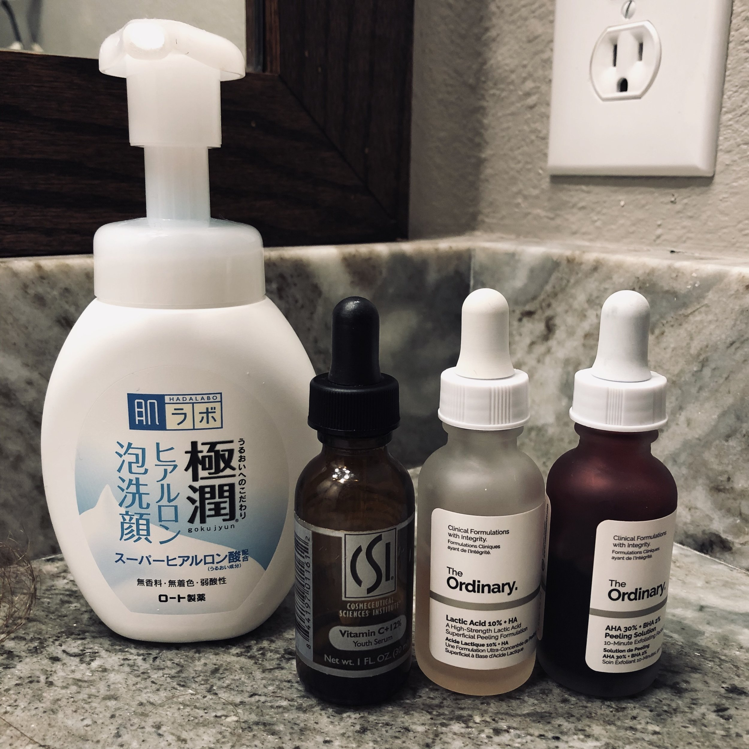 A few skin care essentials that really work!