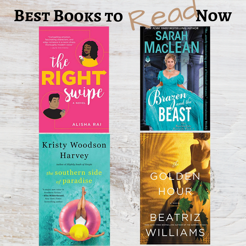 The best book club recommendations for you and your friends!