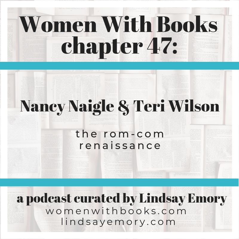 Teri Wilson and Nancy Naigle discuss Hallmark movies, Christmas romance and much more!