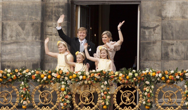 The Dutch royal family.  heart eyes