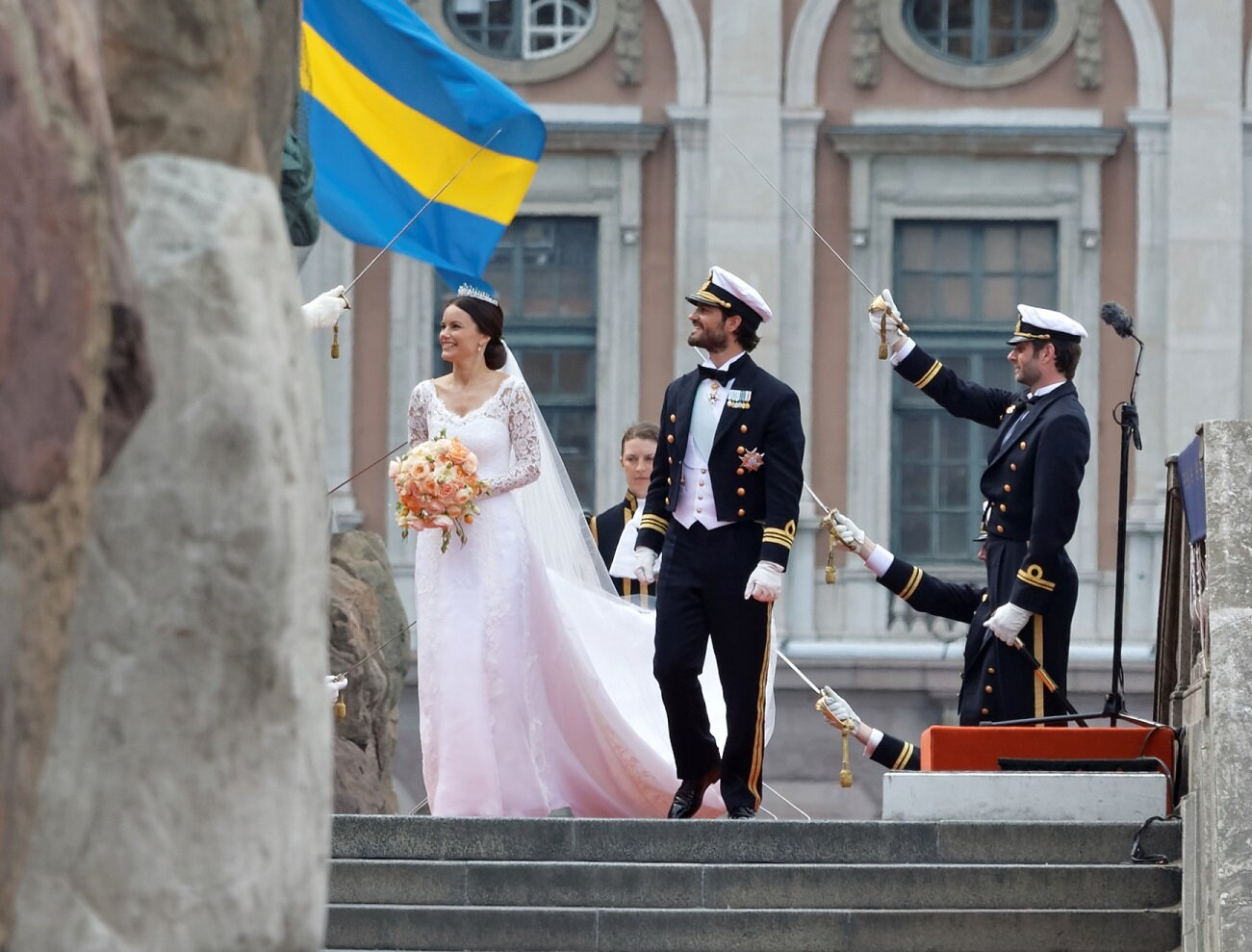 The wedding of Prince Carl Phillip and Princess Sofia. No, not that one.