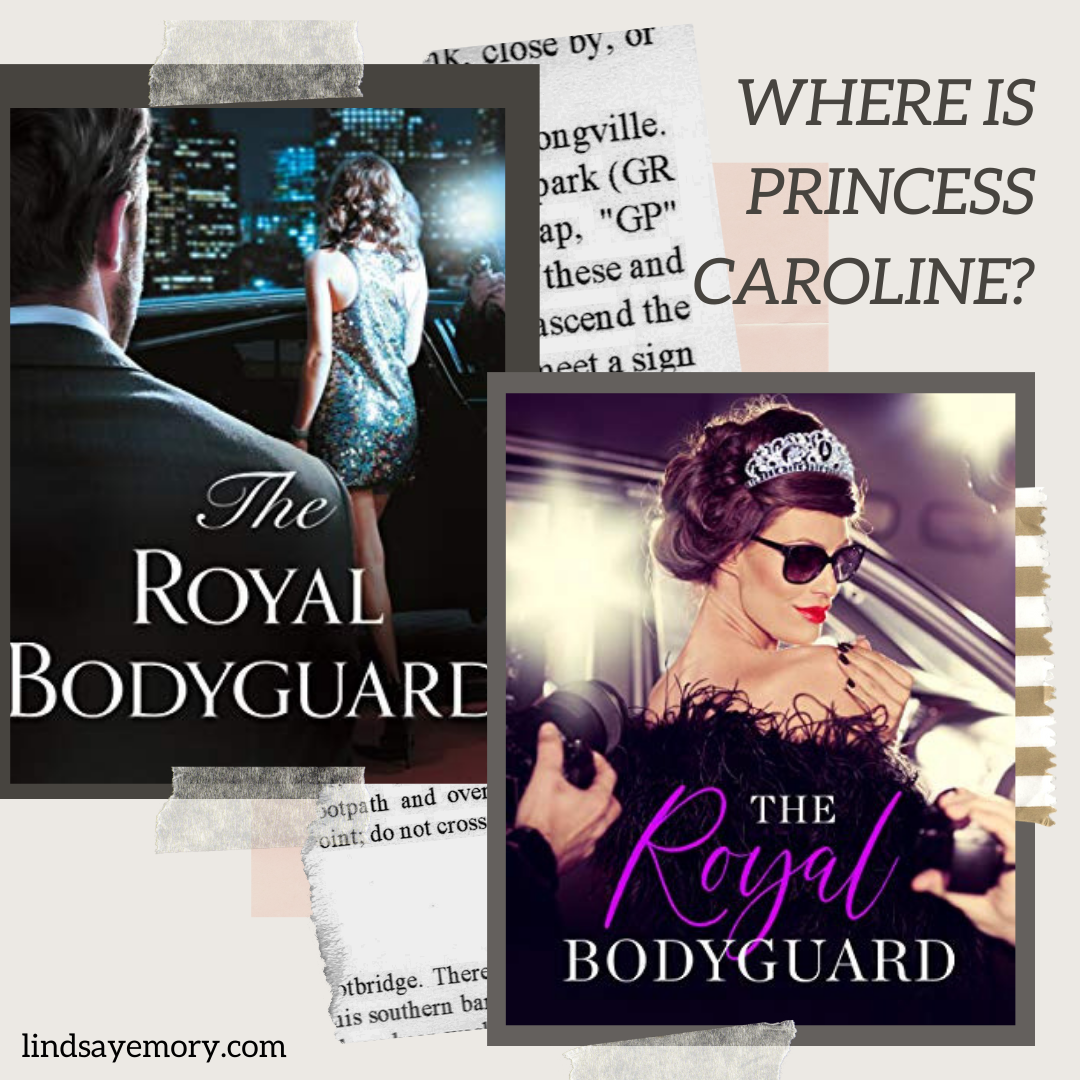 The Royal Bodyguard covers