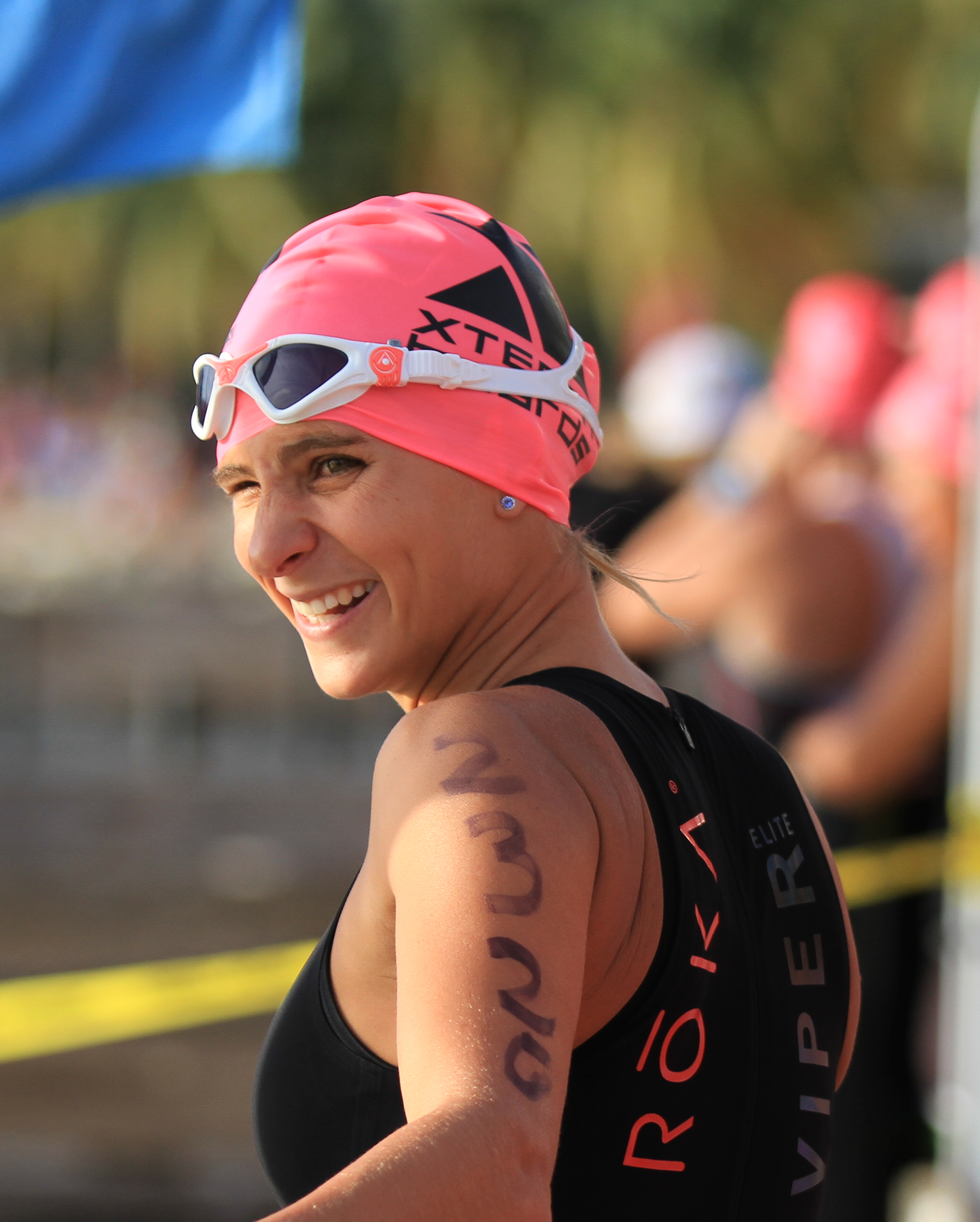 "VANESSA SOULAVY: Founder of the Florida based IRONMAN Training Program ""101 Training"""