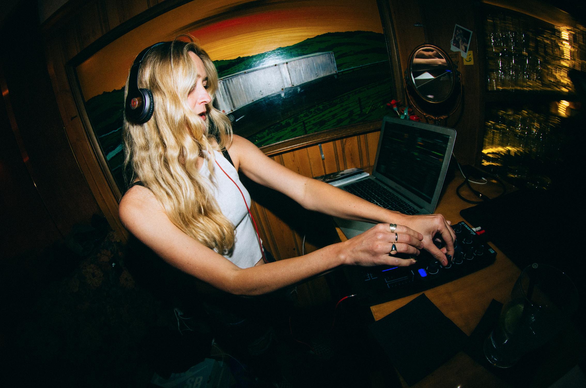 The world's longest DJ, Carli Nicholas