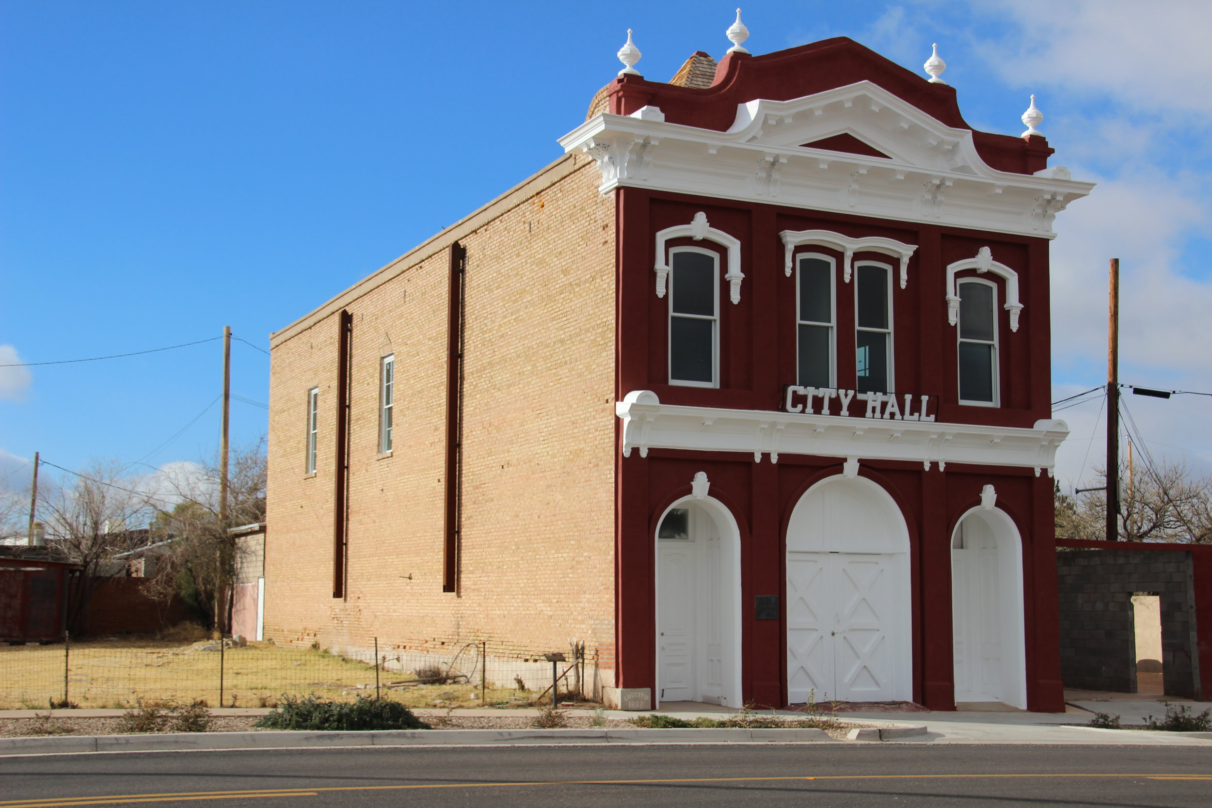 Tombstone City Hall - Tombstone, ArizonaMarshals Office