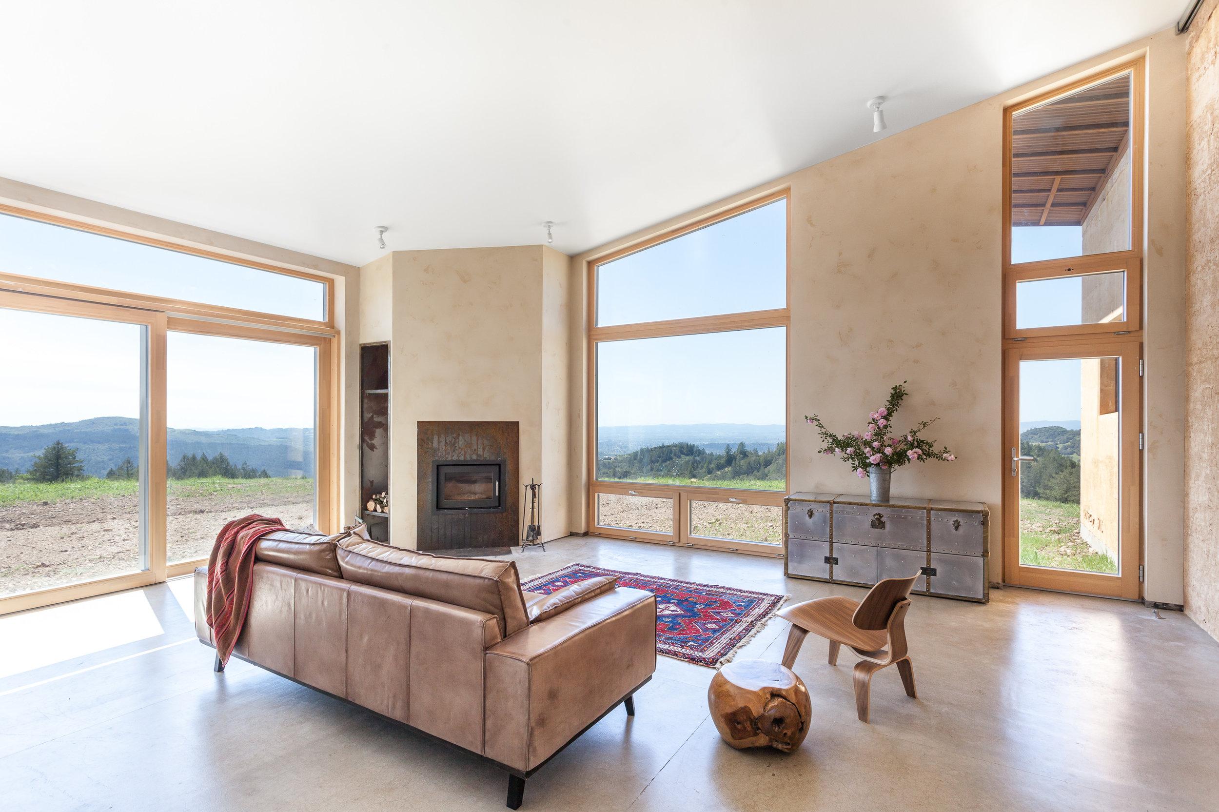 Super Efficient Sonoma Home