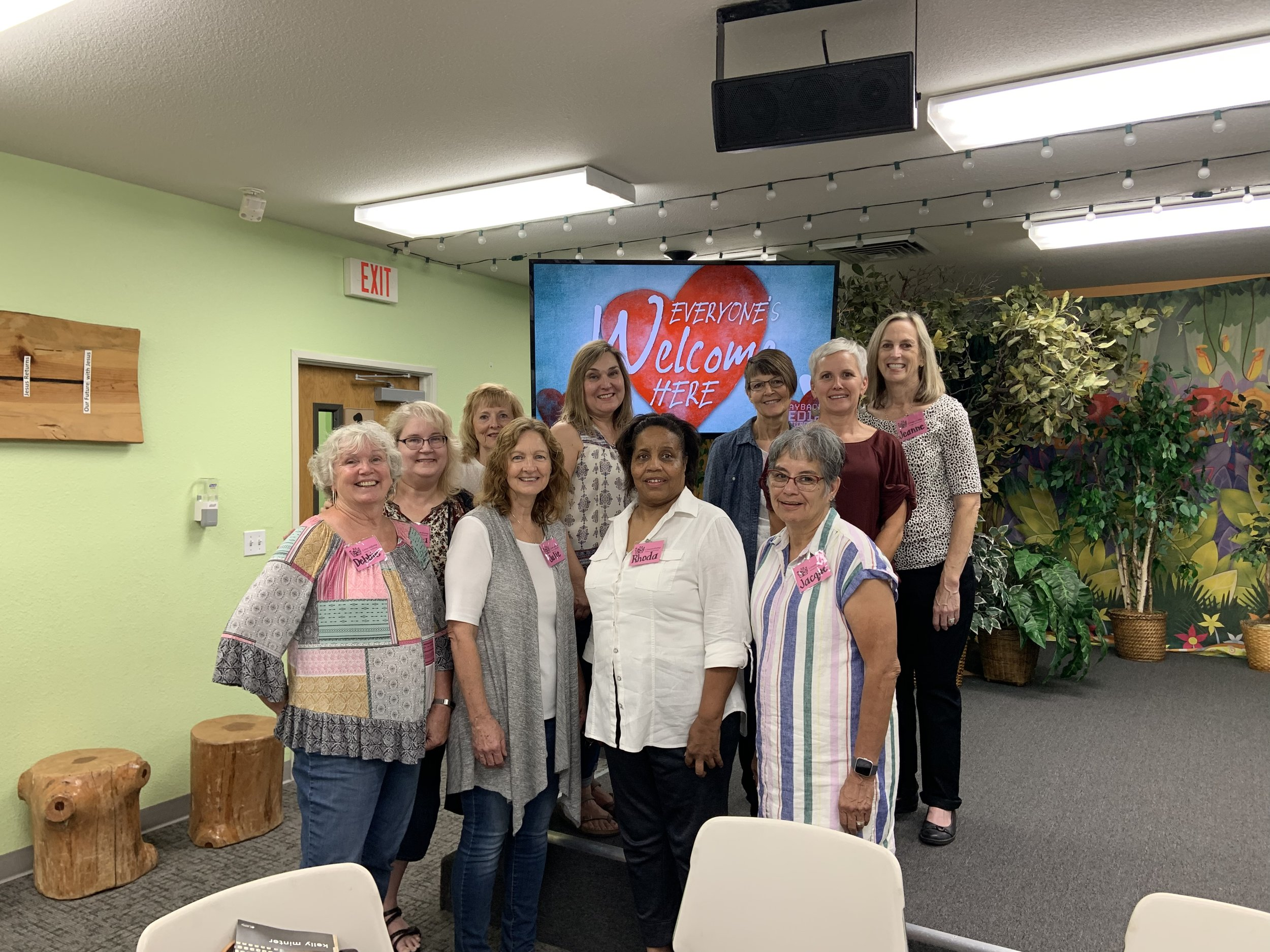 Women's Connection Leaders
