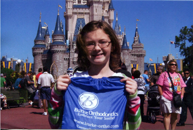 Rachel @ Disney World, Orlando