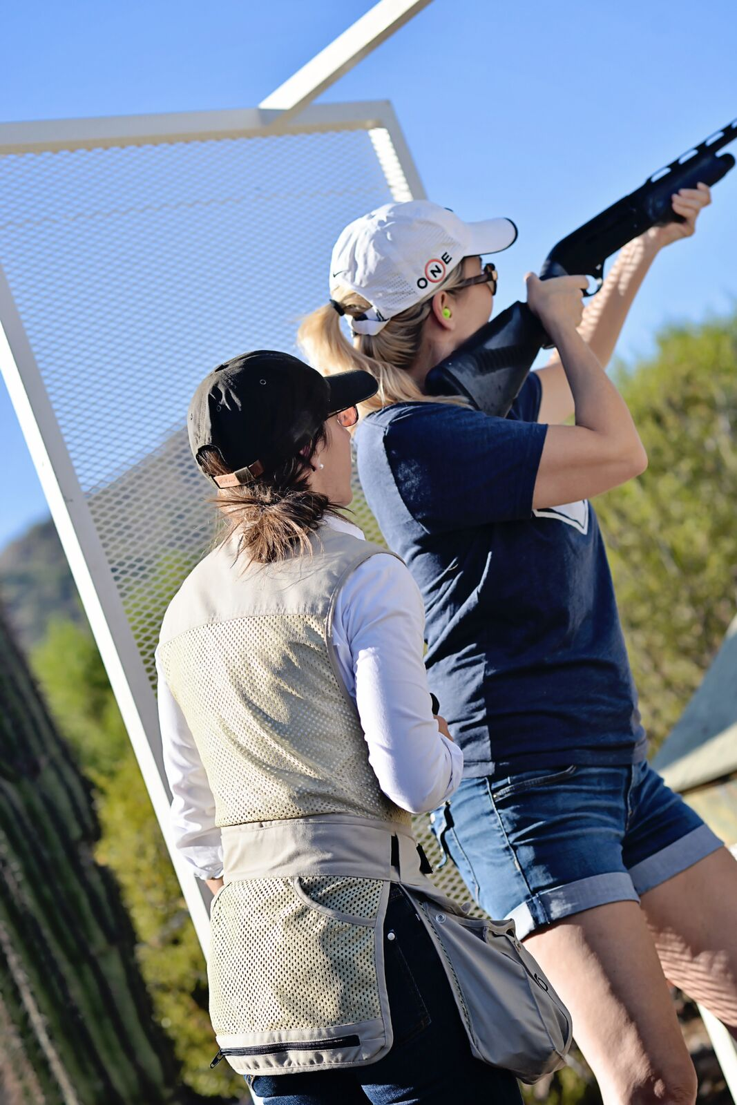 Join us April 8 - We will meet at Barnone before heading out to Rio Salado Sportsman's Club in Mesa. The $30 fee includes shotgun shells, target, and shotgun. This class will be led by Annie Johnston, an NSCA Level I instructor. Space is limited, register today. All ages and skill levels are welcome to attend!