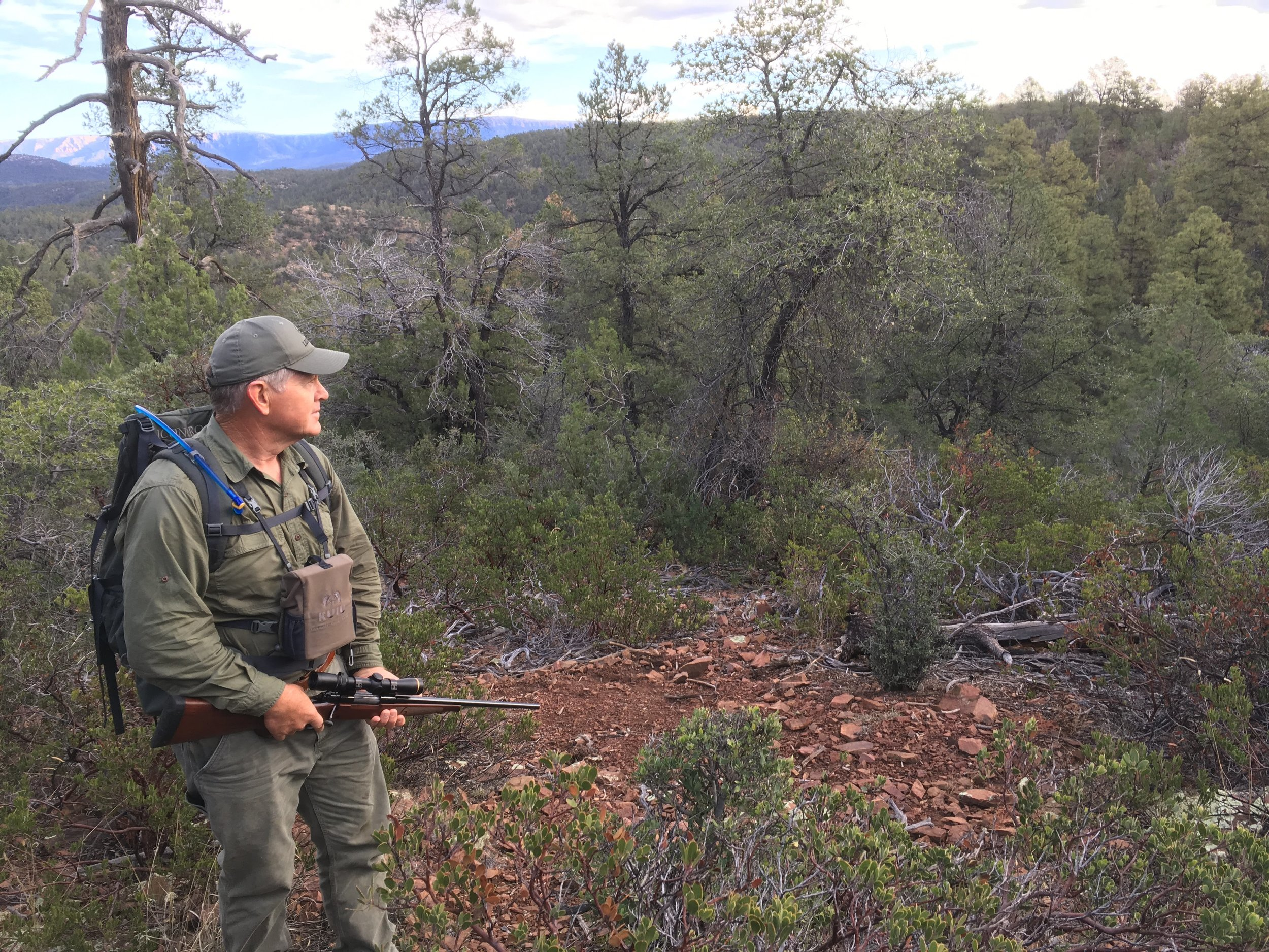Unit 22 South is a beautiful location to hunt and not far from the Valley.
