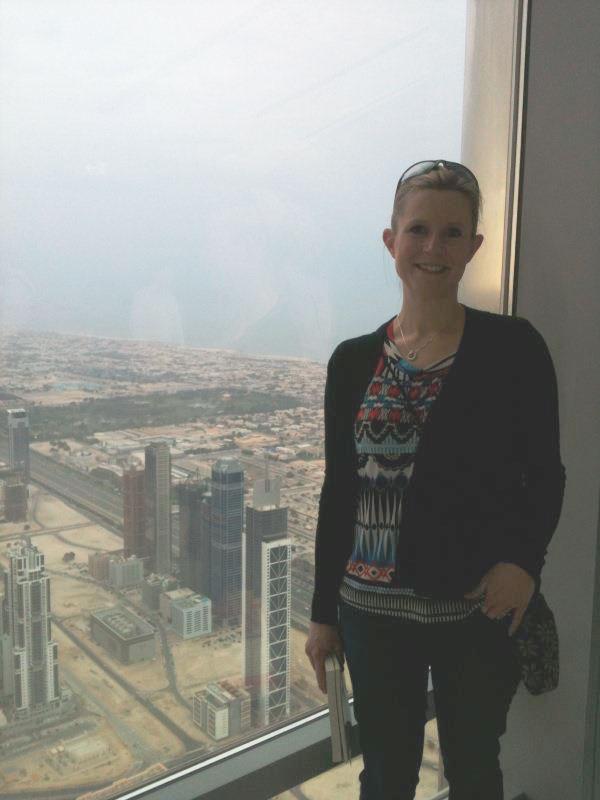 Diane Decker Leadership coaching in Kuwait