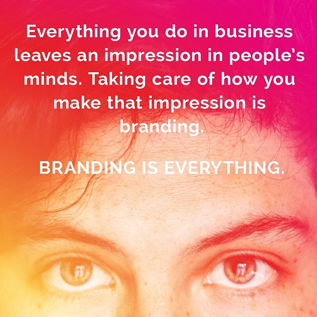 There's a lot of confusion about what a brand is or isn't. And there's a lot of stuff said about the importance (or not) of branding.  Whatever terms you use, if you take care of how you work with people, how you communicate and how you make a difference to people's lives you'll be doing a lot more than most. And people will appreciate it. You might even be building a great brand. Good for you.  How do you look after your business? Or does it all just work nicely? I'd like to hear what you think... . . . #brandadvice #brandingiseverything #creativebristol #igersbristol #marketingstrategy #brandingtips #brandingstrategy #entrepreneurship #brandingconsultant #businessgrowth #brandinginspiration #brandingtip #inspireothers #brandingmanagement #entrepreneurmindset #frenchcreative