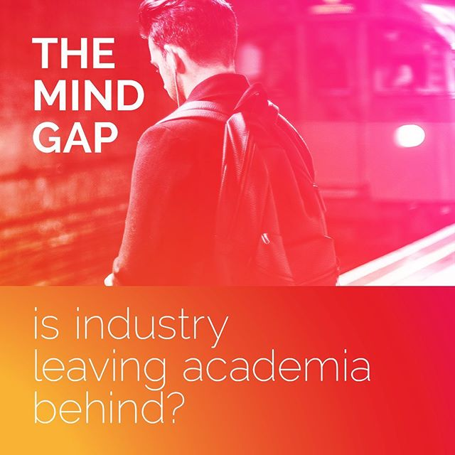Wednesday's UWE Academia Meets Industry event sought to explore whether there is a gap between what students are being taught and what industry needs, where the gap is, and what can be done about it.  It was an interesting event for me because the focus was on marketing. And while there was some debate about whether a gap exists, there were also some excellent suggestions for closing it.  Among the suggestions, early industry placements to give context to learning and apprenticeship degrees met with interest.  But I don't think the industry view that academia is lagging will remain a truth for long. And the creative industry needs to take note. Very soon graduates will have technical abilities that far outstrip those of slower moving agencies, and the tables might well turn.  As is always the case, collaboration outperforms competition if a solution is to be found. So when it comes to learning the skills for work, playing nicely is definitely the way forward.