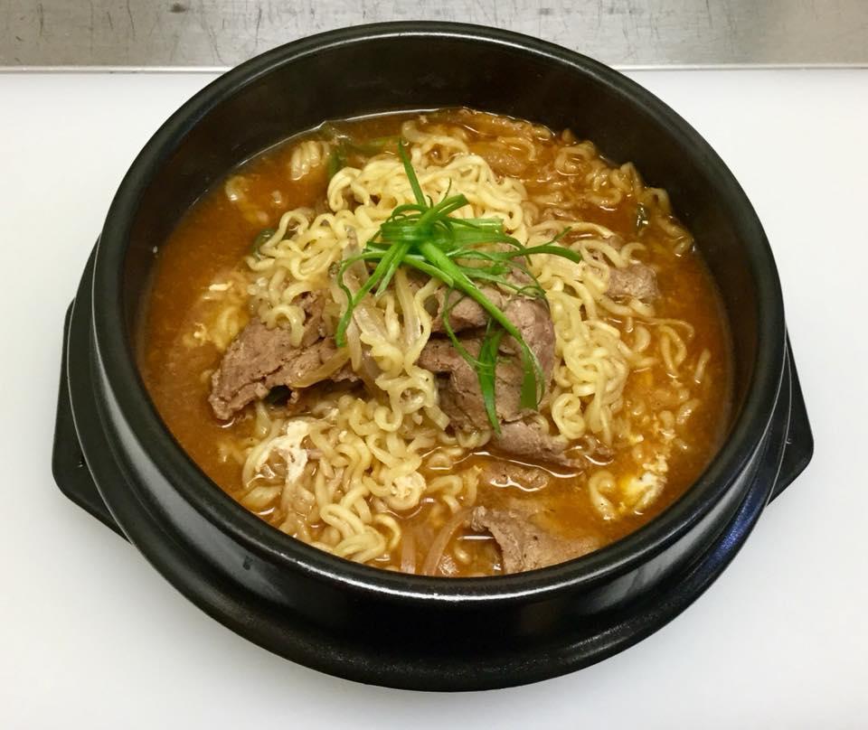 Korean Ramyun