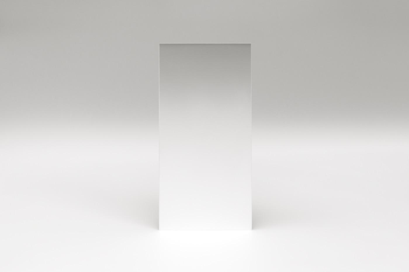 Plénitude,  Impression numérique montée sous acrylique , 2017