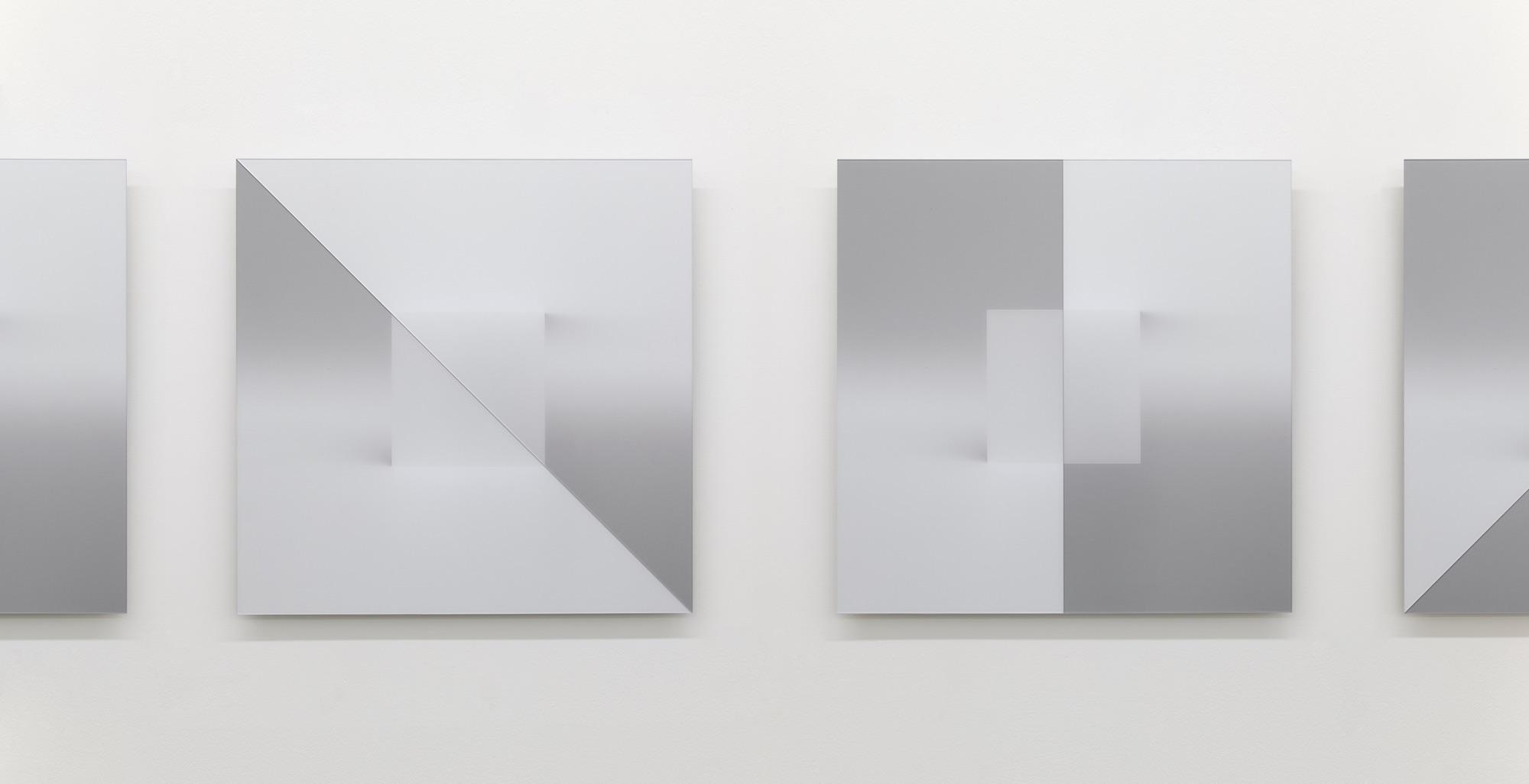 Variations sur le plein et le vide, l'envers et l'endroit - Caroline CloutierGalerie Nicolas RobertDu 3 au 3 mars 2018