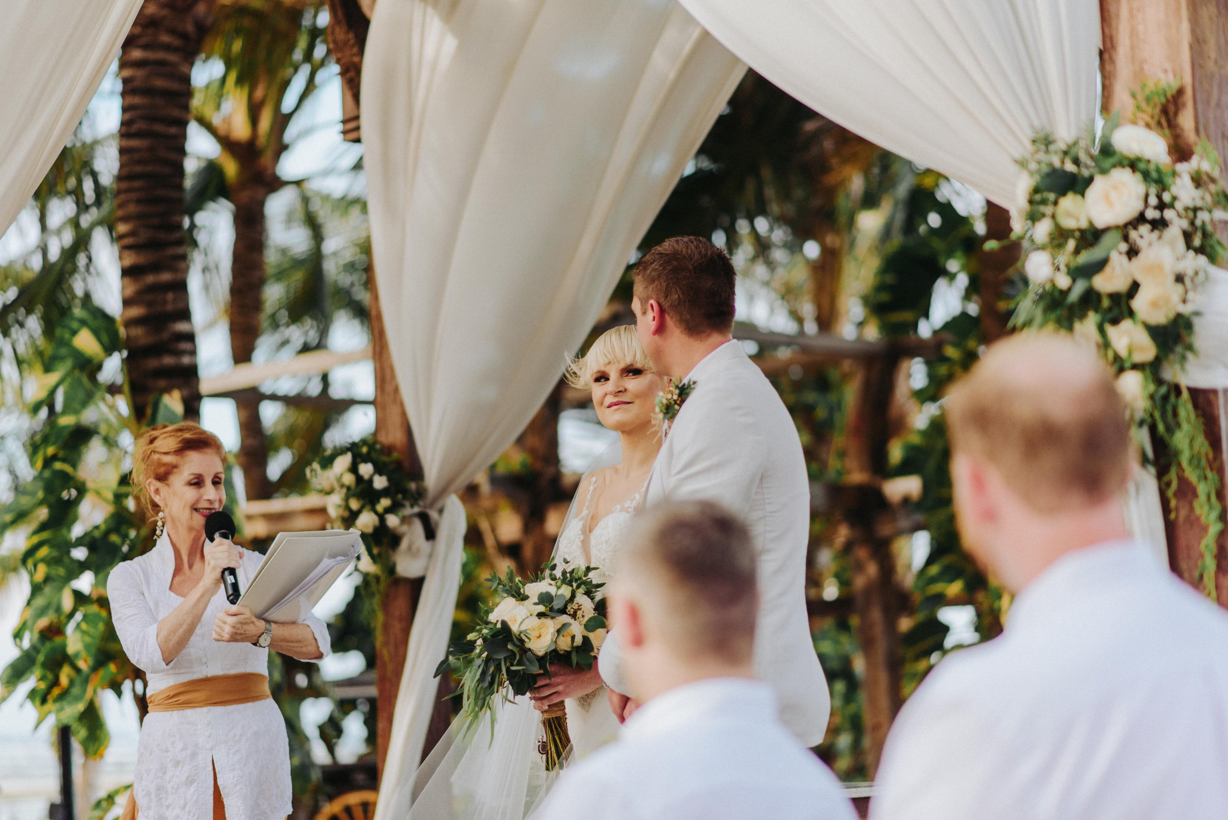 Is A Destination Wedding Right For You?  - There's something bewitching about marrying away from home. It gives you the opportunity to combine your celebration with a magical escape from reality.