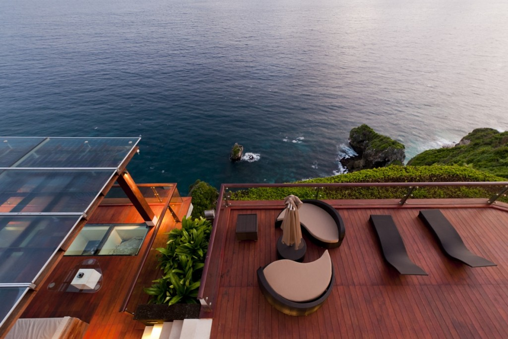 An aerial shot of The Edge, a destination wedding venue in Bali.jpg
