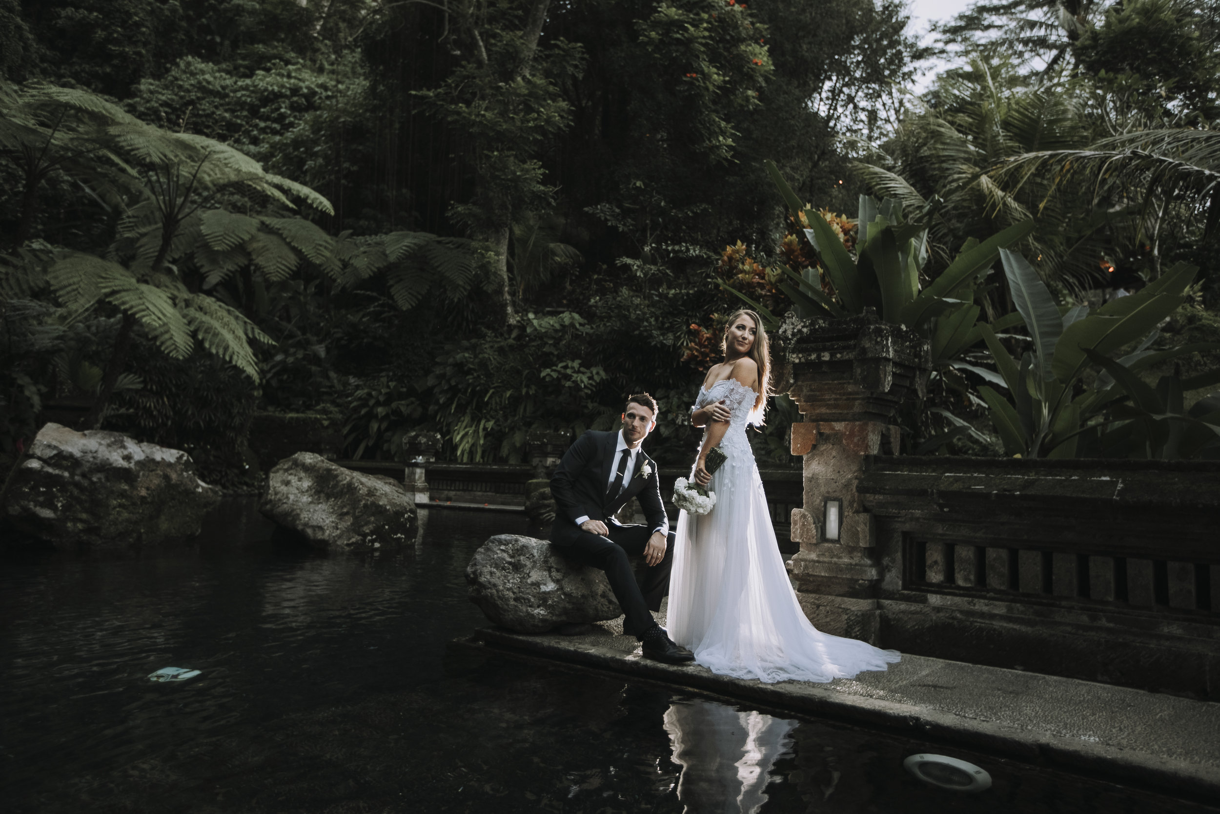 3. Not Just One Planner, But a Whole Team - At least 5 Botanica team members present on your day including wedding co-ordinator and functions manager to ensure a great experience for you and your guests.
