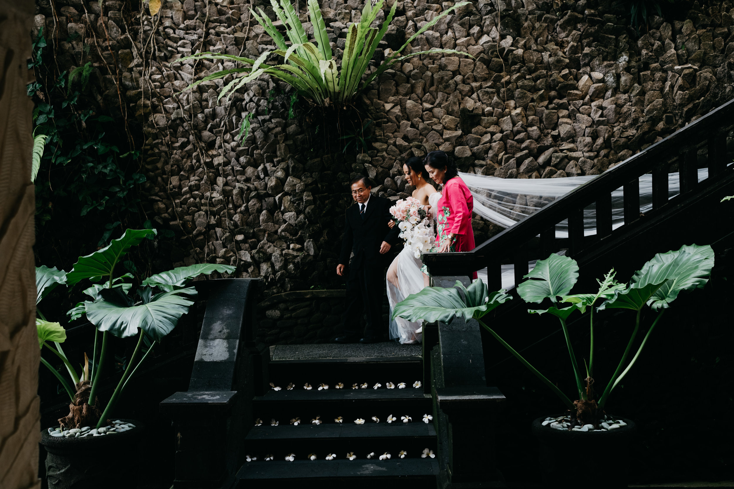 Image at The Royal Pita Maha, Ubud by Jason Corroto. Wedding by Botanica Weddings.