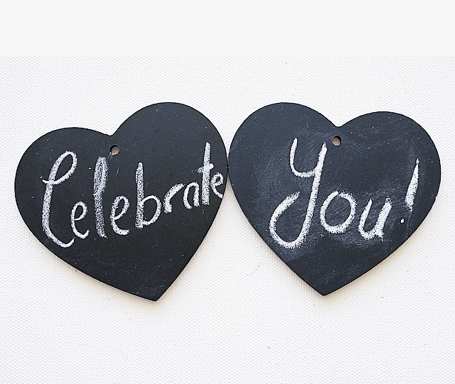 Celebrating You Inside and Out is the Ultimate form of self-love.