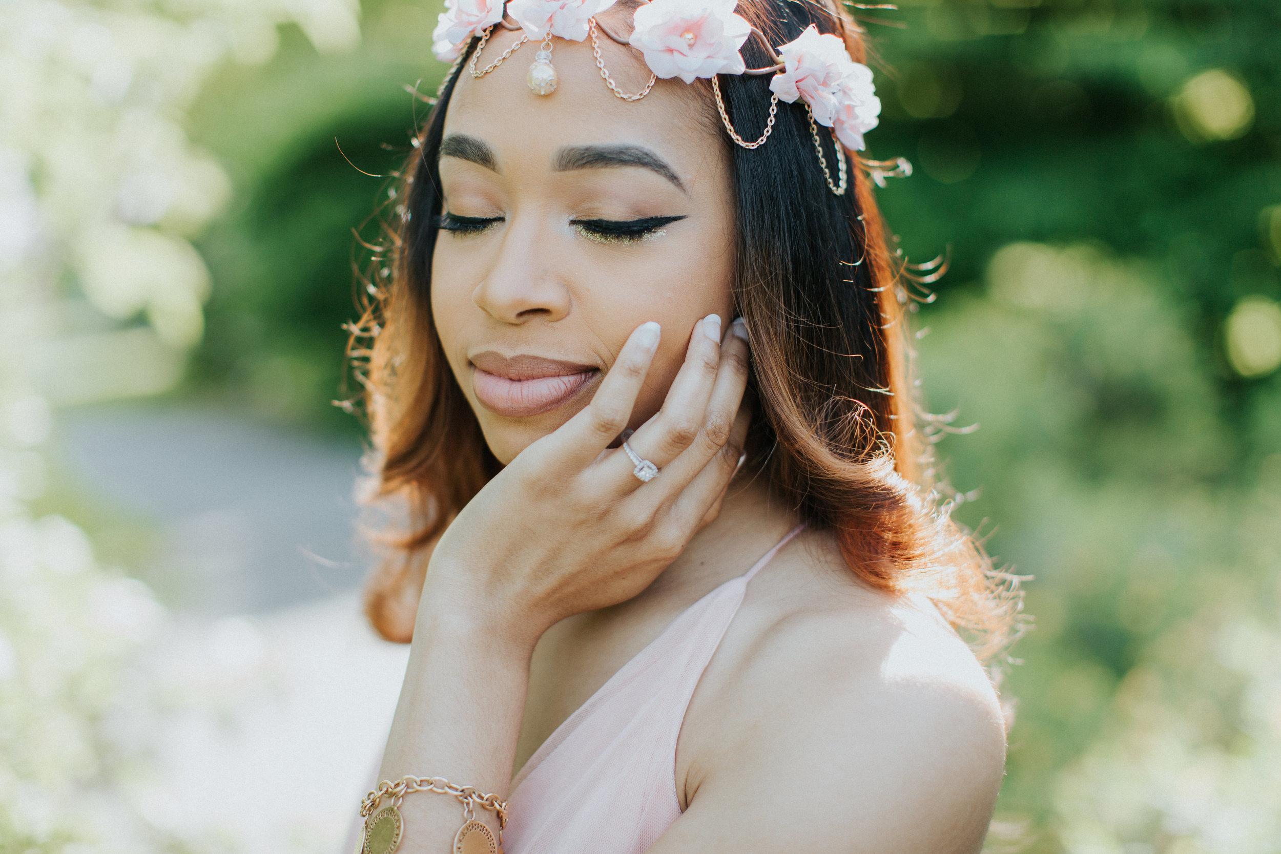 Engagement Photoshoot Makeup