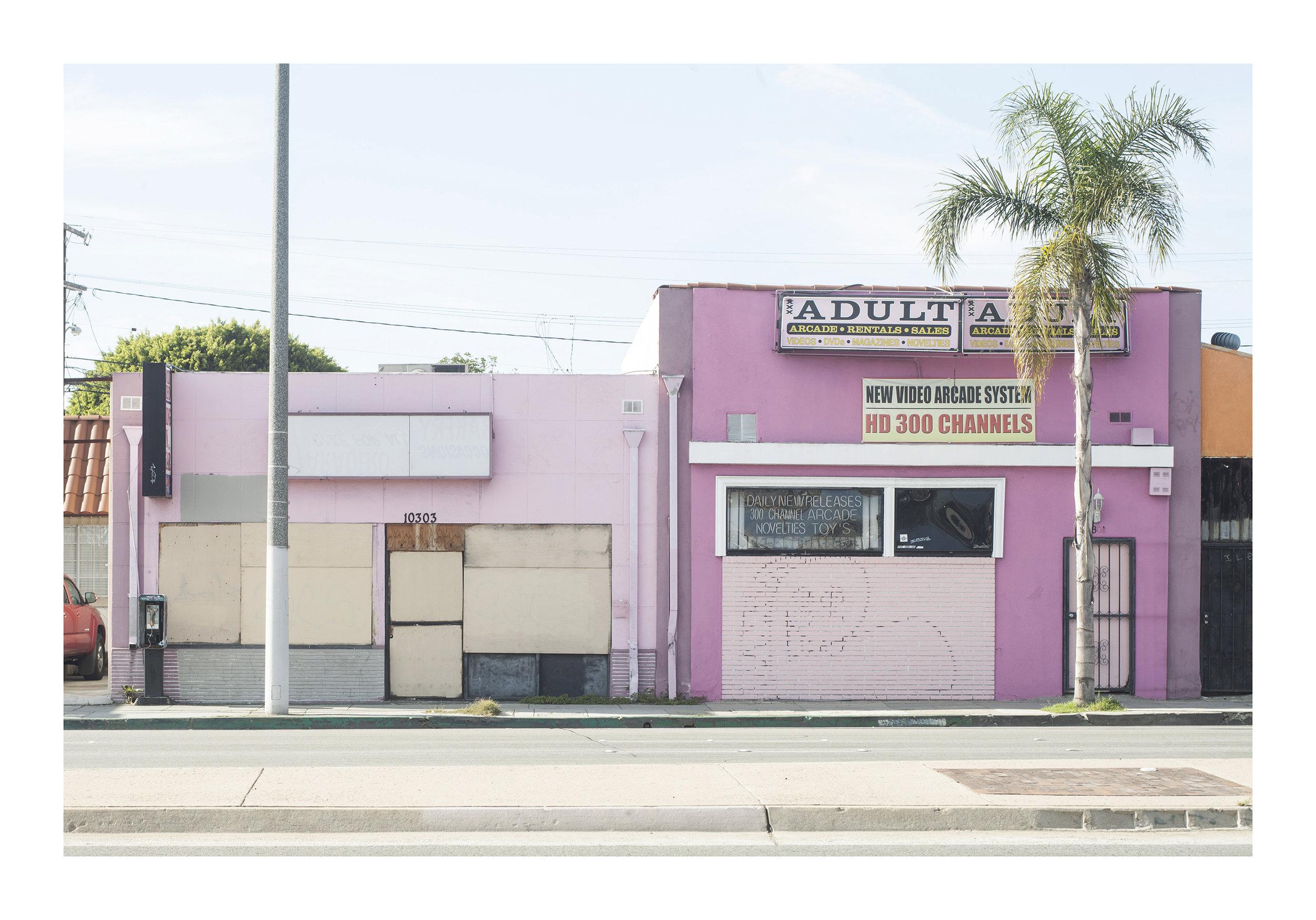 Adult Games Los Angeles, California 2017