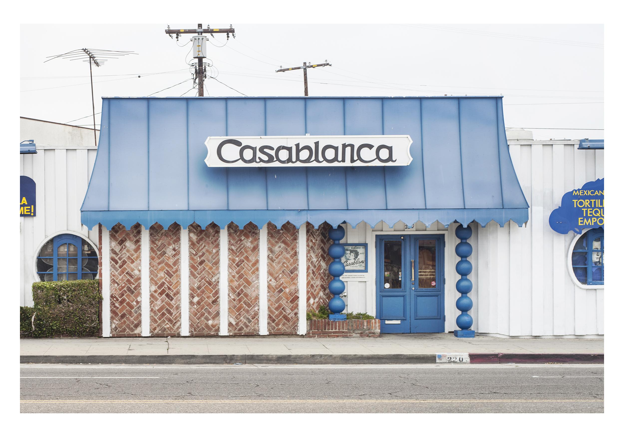Casablanca Venice, California 2016