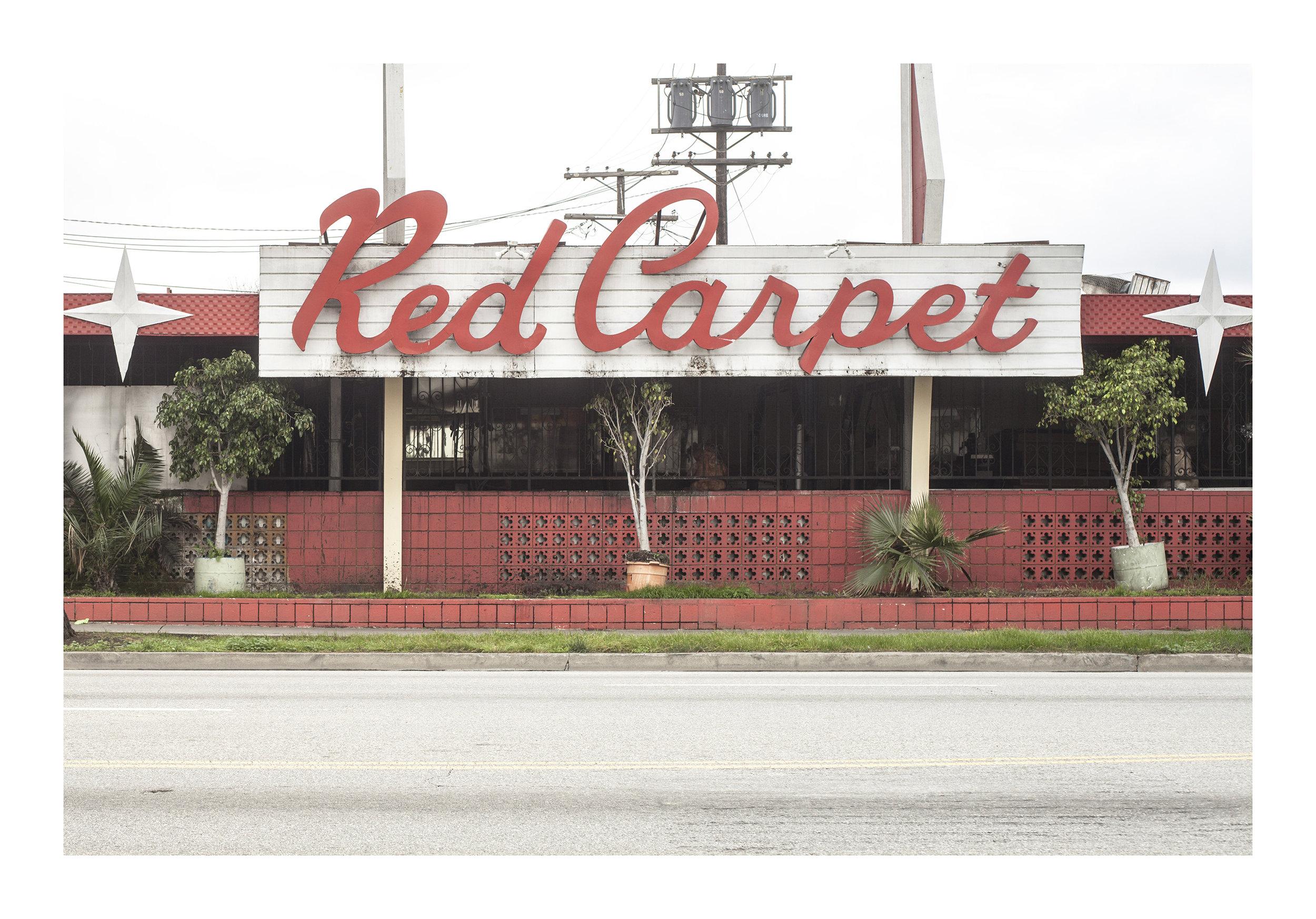 Red Carpet Car Wash Los Angeles, California 2016
