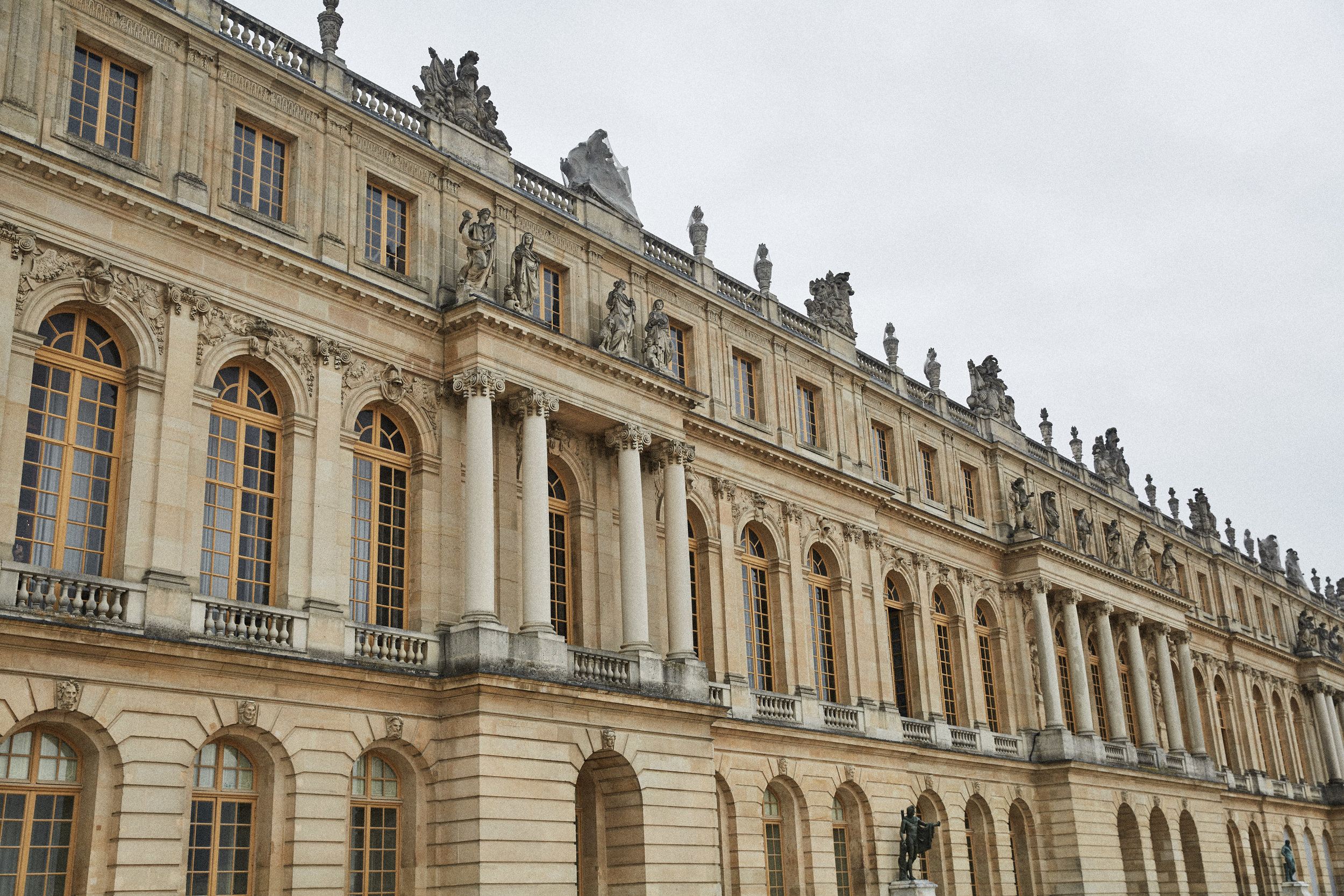 madison chertow Palace of Versailles zara are you am i