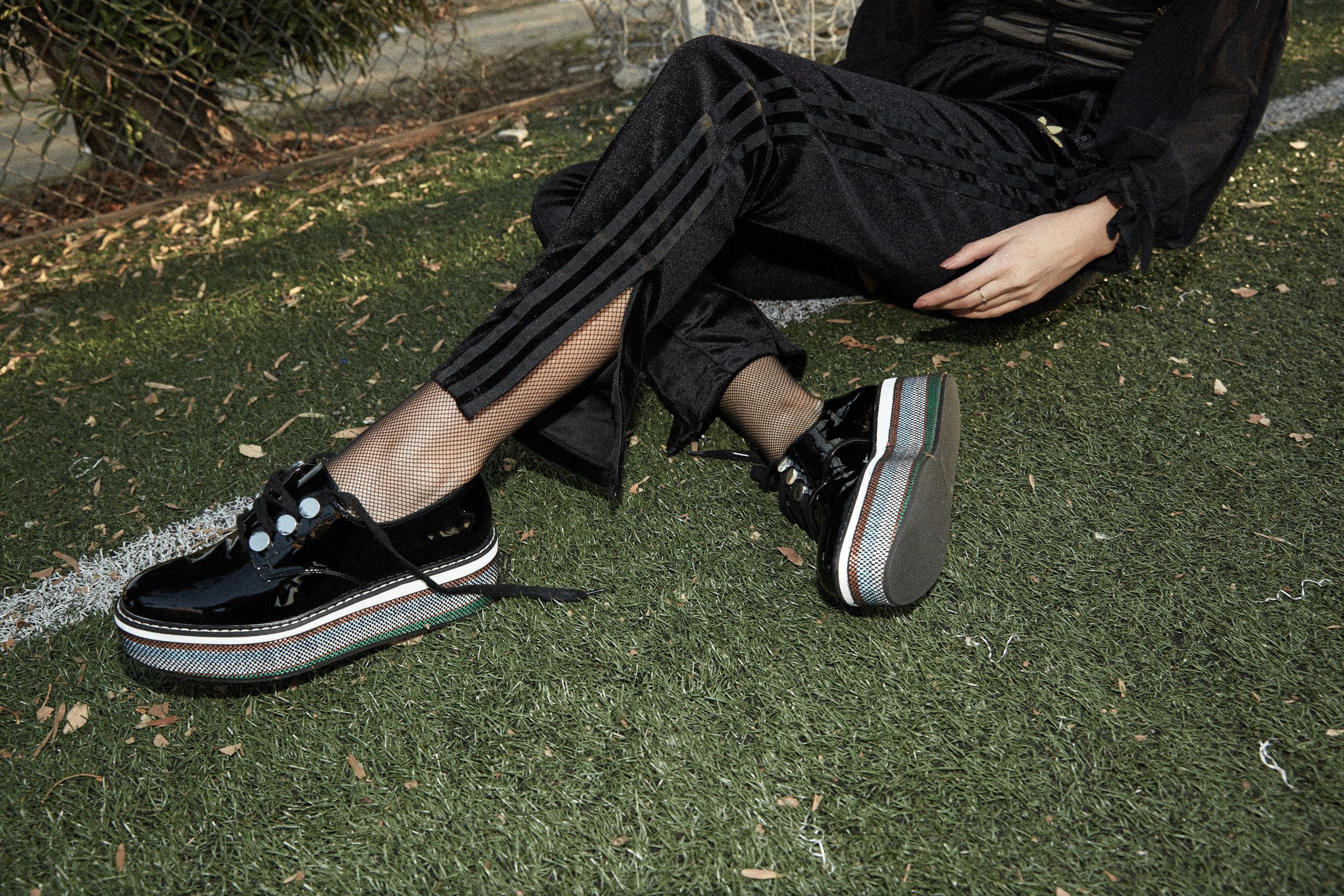 Asos Forever 21 Adidas track pant velvet Zara  wolford