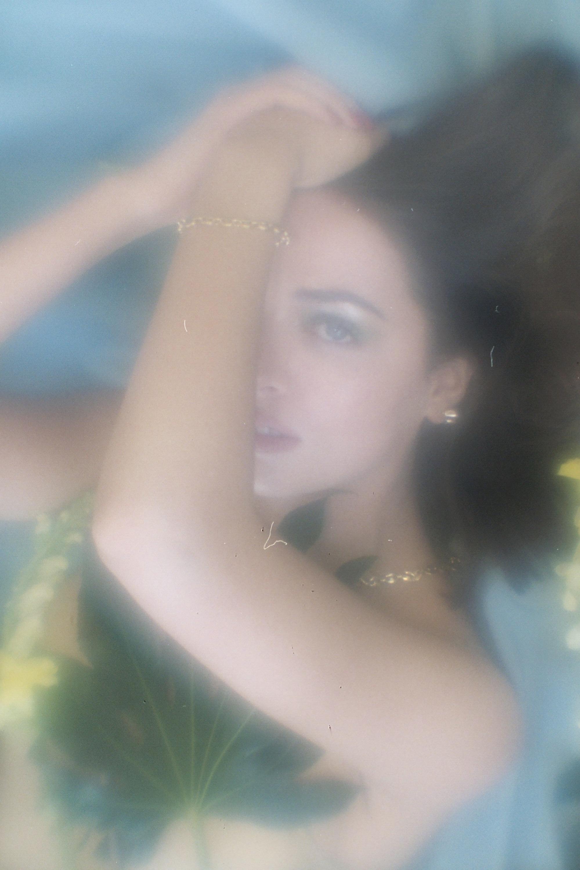 Nars eyeshadow MATCHA Madison Chertow