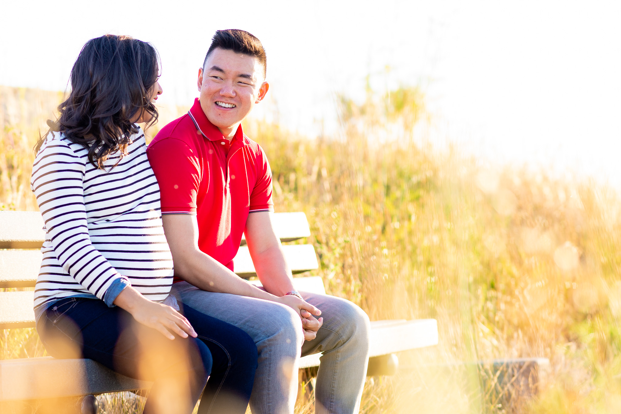 Evening Sunset Maternity Photo Shoot-8.jpg